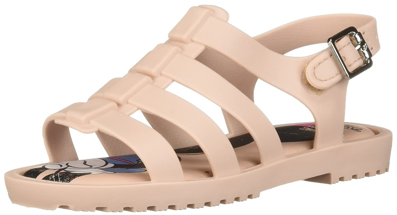 Mini Melissa Kids Flox + Disney Flat Sandal