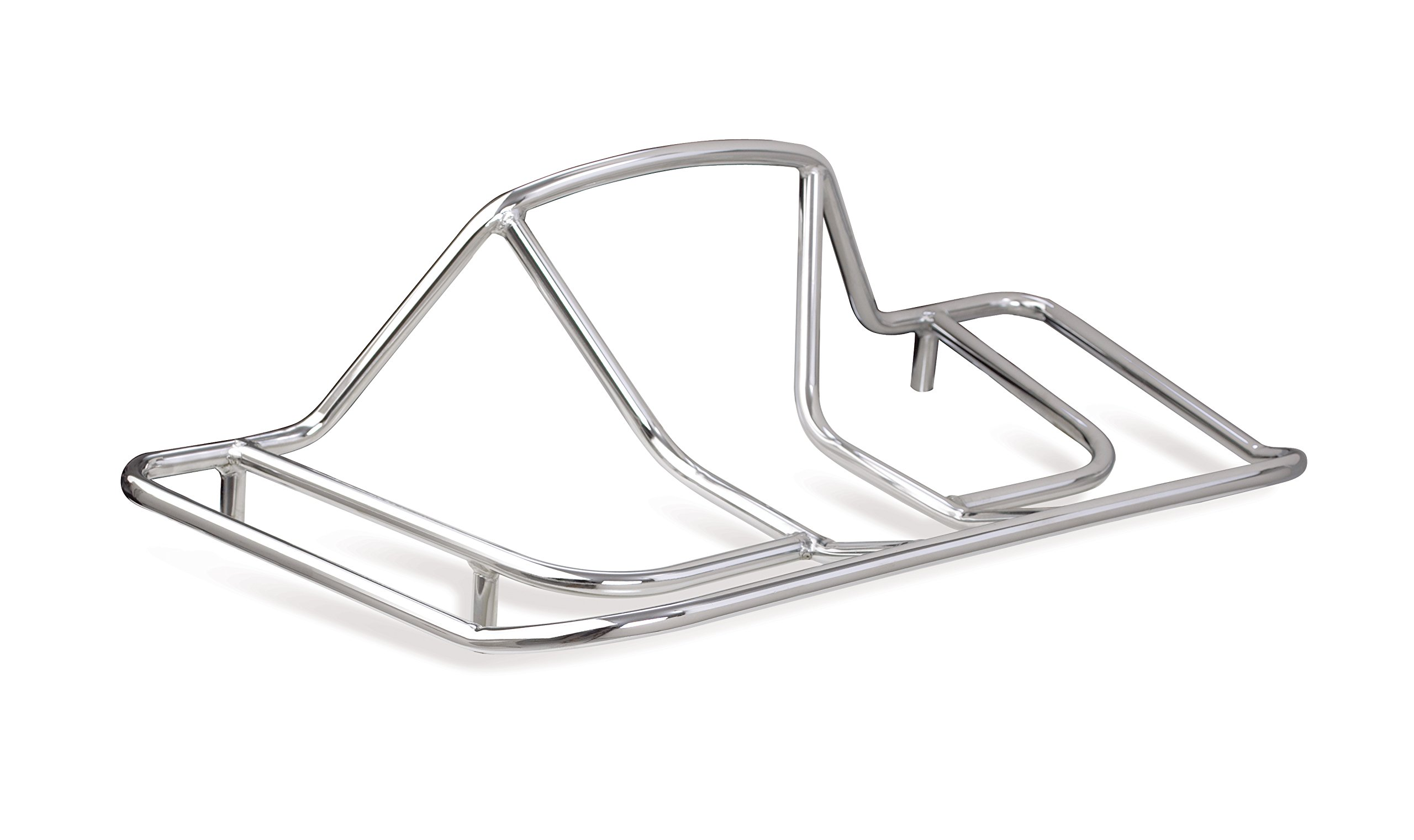Show Chrome Accessories 52-610 Deluxe Trunk Luggage Rack