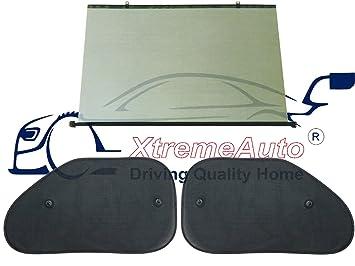 Elsa and Anna Side Car Window Sunshade X 2 Twin Pack XtremeAuto/® Disney Pixar Frozen