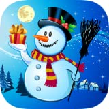 Fun Christmas Wonderland Scratch Game - A Christmas scratch off game app for kids, boys, girls and preschool toddlers under ages 2, 3, 4, 5 years old - Free trial