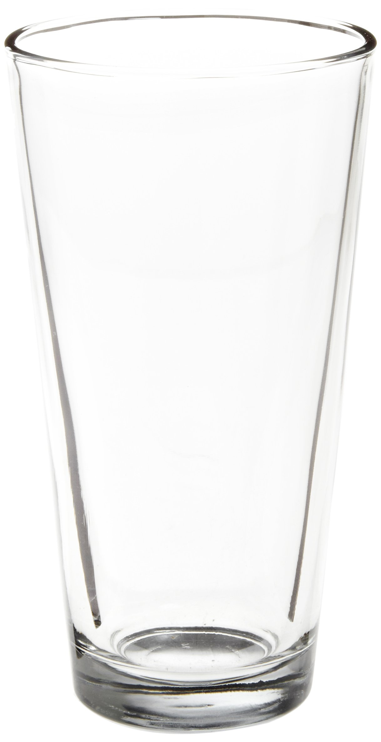 Anchor Hocking 77420 3-5/8 Inch Diameter x 6-7/8 Inch Height, 20-Ounce Mixing Glass (Case of 24)