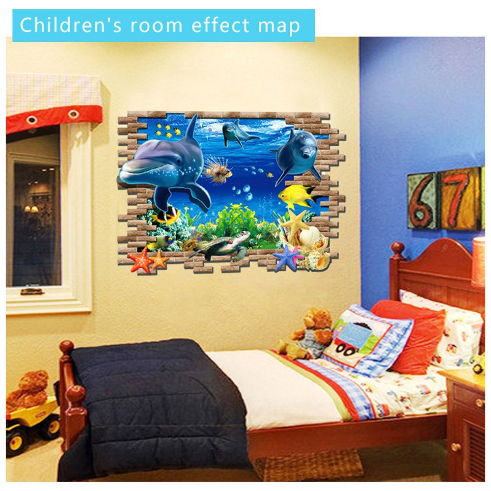 Nice Fish Wall Decor Images - The Wall Art Decorations ...