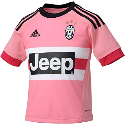 separation shoes 570aa 312c7 adidas 2015-2016 Juventus Away Shirt (Kids)