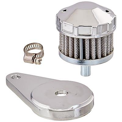 HardDrive 14-014 Crankcase Breather Assembly: Automotive