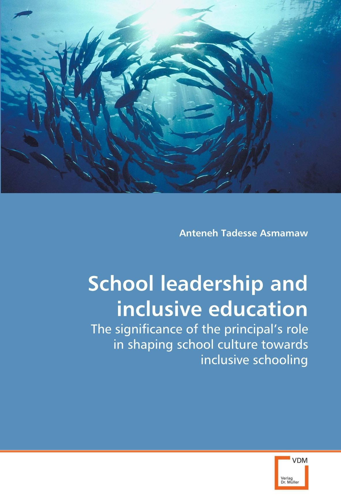 Download School leadership and inclusive education: The significance of the principal's role in shaping school culture towards inclusive schooling PDF