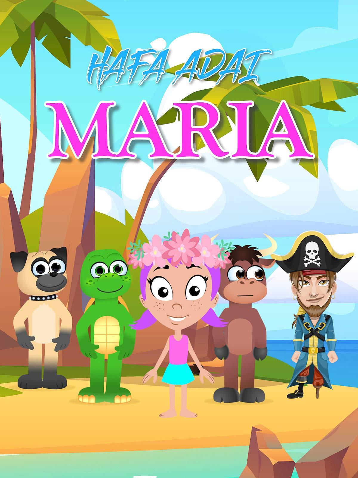 Hafa Adai Maria on Amazon Prime Video UK