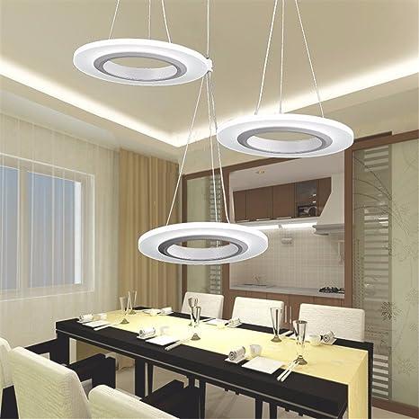 YLTT-moderno Led luce pendente Lamparas per cucina Lampada a ...