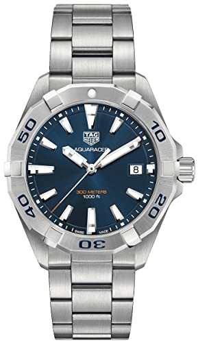 Tag Heuer Uk >> Tag Heuer Aquaracer Watch Wbd1112 Ba0928 Amazon Co Uk Watches