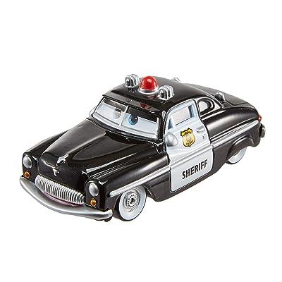 Disney Pixar Cars Sheriff: Toys & Games