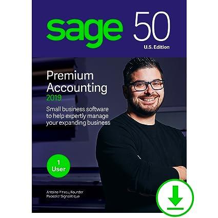 Amazon. Com: sage 50 premium accounting 2019 – advanced accounting.