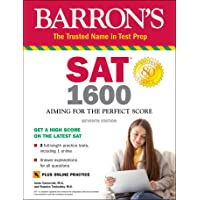 SAT 1600 with Online Test: Aiming for the Perfect Score