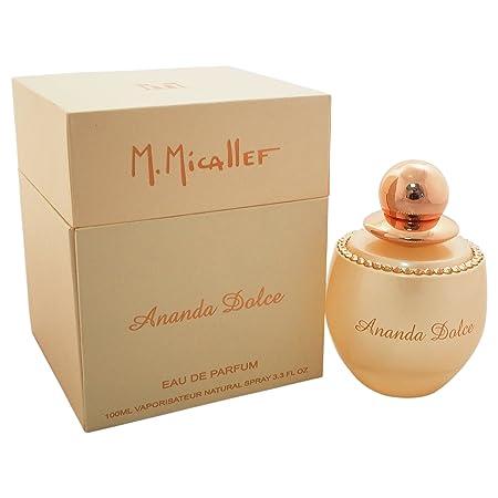 M. Micallef Ananda Dolce Women s Eau de Parfum Spray, 3.3 Ounce