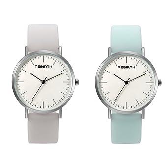 a9e7e3d095 腕時計 レディース 人気 かわいい シンプル 安い おしゃれ 防水 アナログ 日本製クオーツ シリコンベルト 薄い エレガント