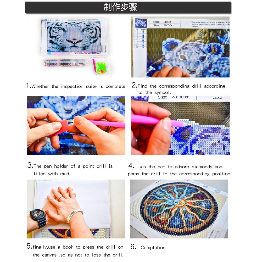 Crystal Rhinestone Diamond Embroidery Paintings Pictures Arts Craft for Home Wall Decor DIY 5D Diamond Painting by Number Kits Full Drill,Colorful Starry Sky Music Notation J4916CSXKYF-11.8X15.7in