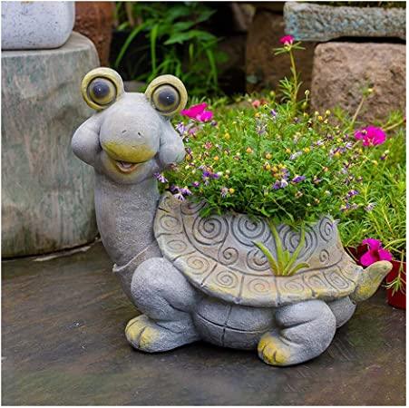 庭の動物の彫像 動物の彫刻 家の装飾 屋外の庭 彫像 ハロウィーンの装飾庭の彫像、庭の装飾、メイド樹脂材料、ハロウィン、クリスマス、結婚式、パーティーの装飾 YYDD