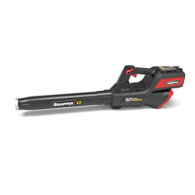 Snapper XD 82V MAX 550 CFM Cordless Leaf Blower without Battery and Charger, 1696775, SXDBL82