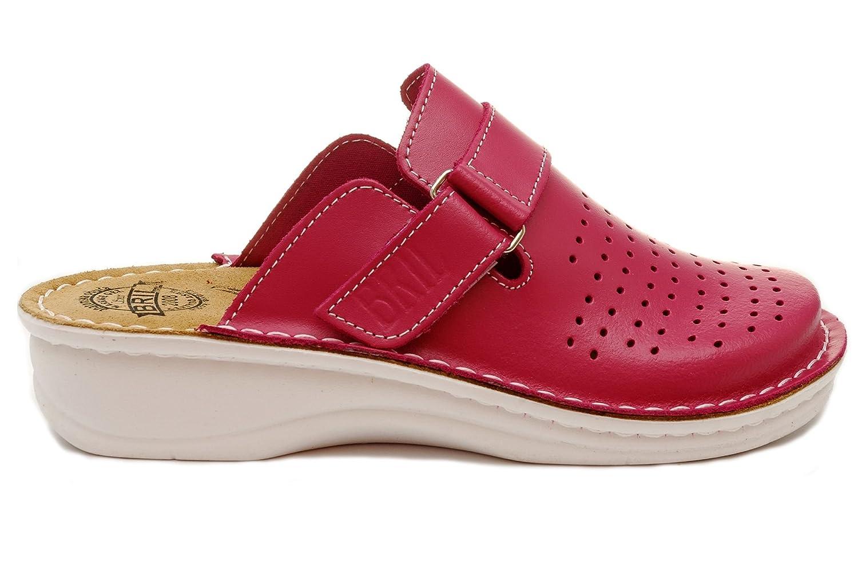 Dr 14139 Punto Rosso Chaussures B01L6ZVEVG BRIL D52 Sabots Mules Chaussons Chaussures en Cuir Femme Dames Rose f366fee - robotanarchy.space