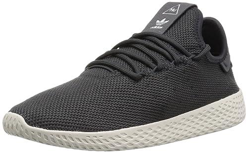 Chaussures Adidas Originals Tennis Junior CarbonChalk White