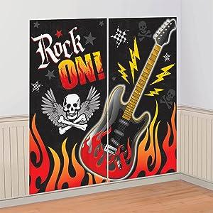 Rock On Scene Setter