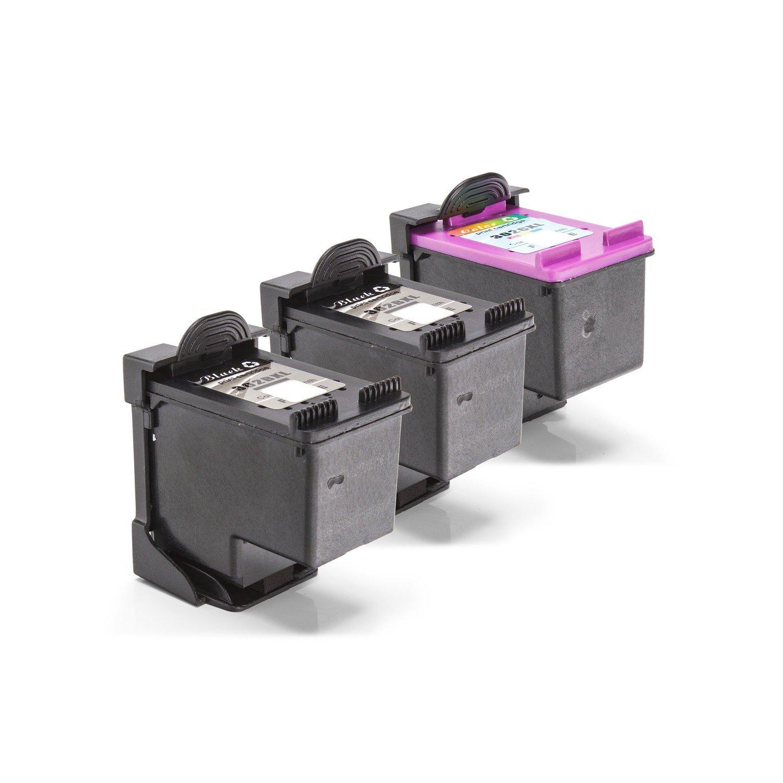 Inka Doo® Cartuchos bajo Sets compatible con HP Officejet ...
