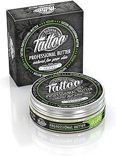 Crema de tatuaje para tatuajes, mantequilla profesional para antes ...