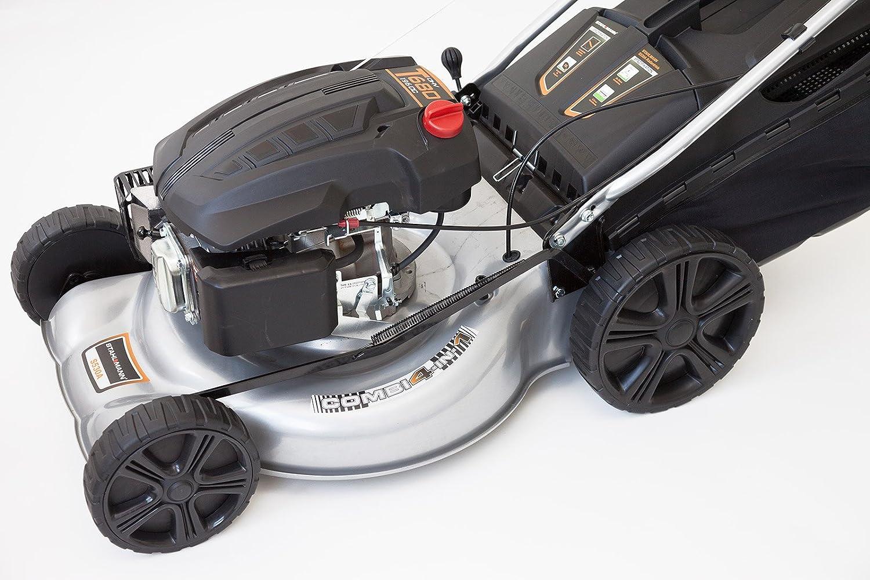 Acero Muñeco de s530 a Cortacésped de gasolina con tracción ...