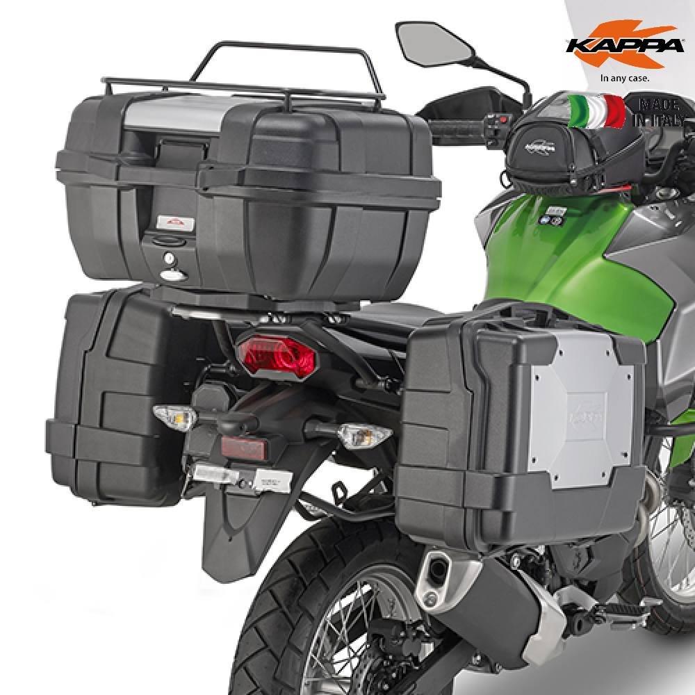 Maletas lat.Kawasaki Versys P
