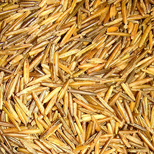 BINESHII GHOST WILD RICE 3-LBS, THE RAREST AND FINEST WILD RICE IN THE WORLD! by BINESHII