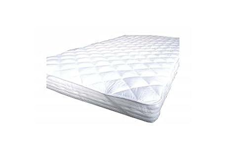 Fundas de colchones debajo de la cama colchón microfibra 95 x 195 con cuadrados