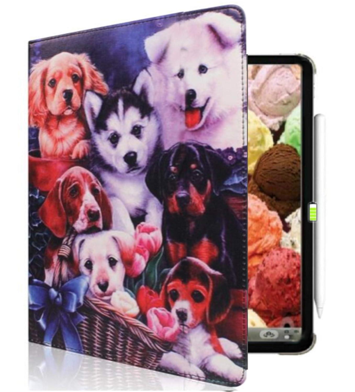 人気満点 IPad iPad 12.9インチカバー 2018年発売 iPad Pro 第3世代ケース用 B07PZ5TTDX モデル:A1876 Dog A2014 A1895 [サポートペンシル充電] 360度回転スマートスタンド 自動スリープ/起動機能付き TM-DC3239 Dog Design B07PZ5TTDX, スマホケースのLush-Intl:cf34aa8c --- a0267596.xsph.ru