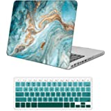 Holilife Protective Plastic Hard Case and Keyboard Cover, Only Compatible with Old Version MacBook Pro 13 inch Model…