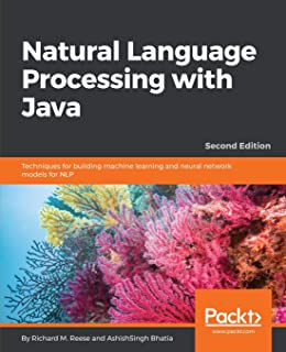 Natural Language Processing with Java (Community Experience