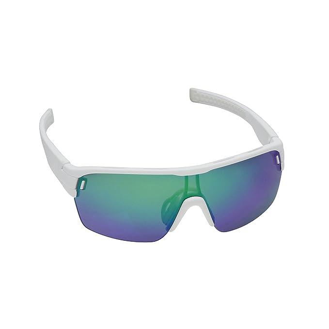 Gafas de Sol Adidas ZONYK AERO AD06 L MATTE WHITE/GREEN ...