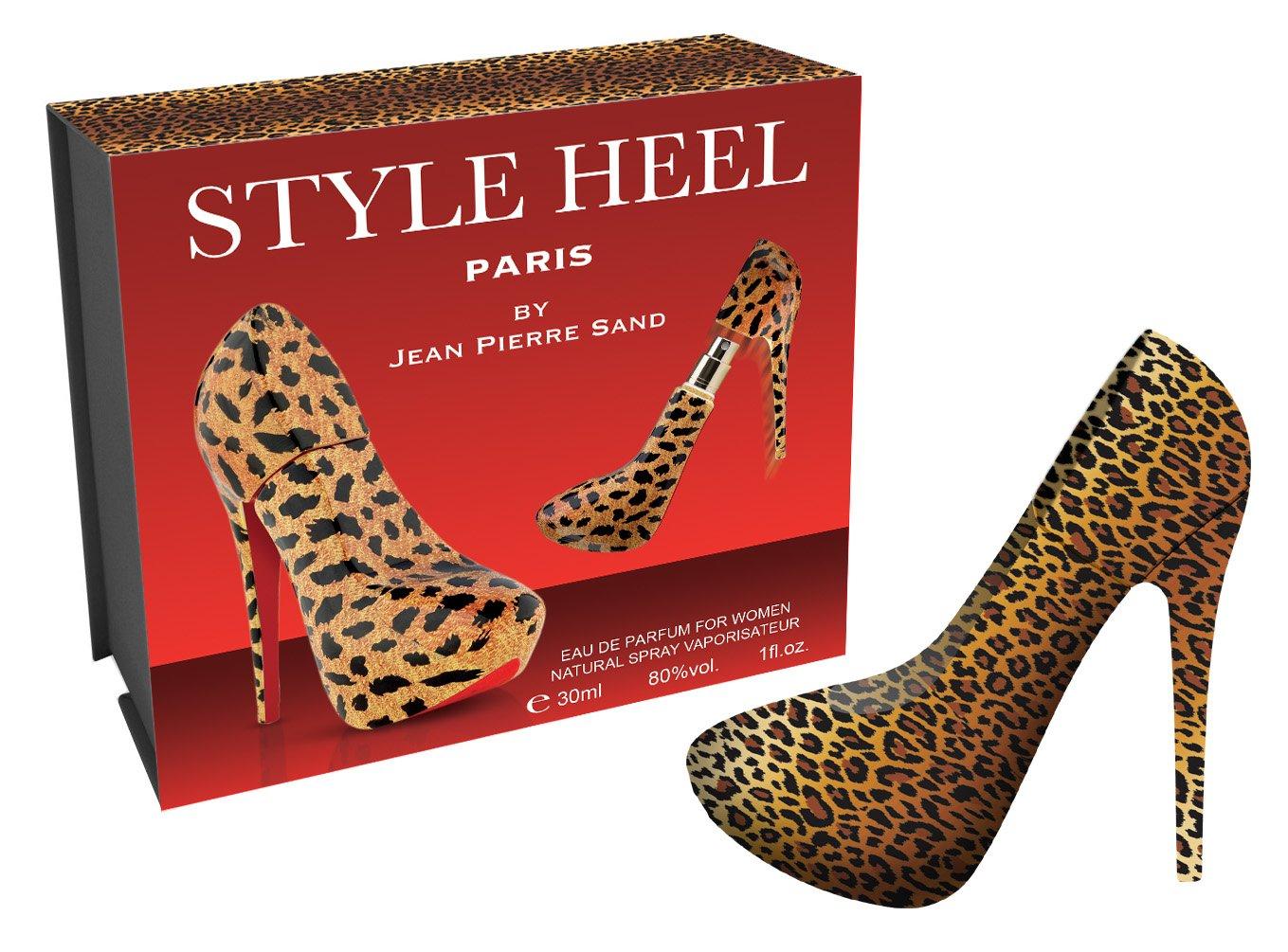 Jean Pierre Sand Paris Style Heel, 30 ml