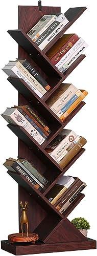 Tree Bookshelf Modern Bookcase  Review