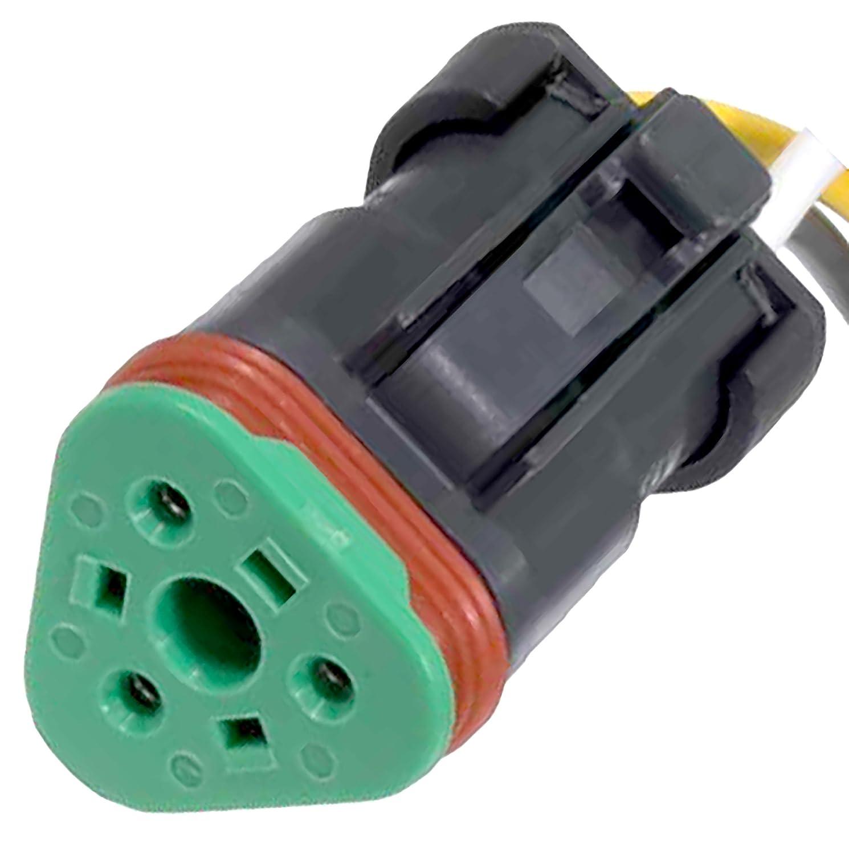 Amazon.com: APDTY 133813 3 Wire Universal Weatherproof Wiring ...