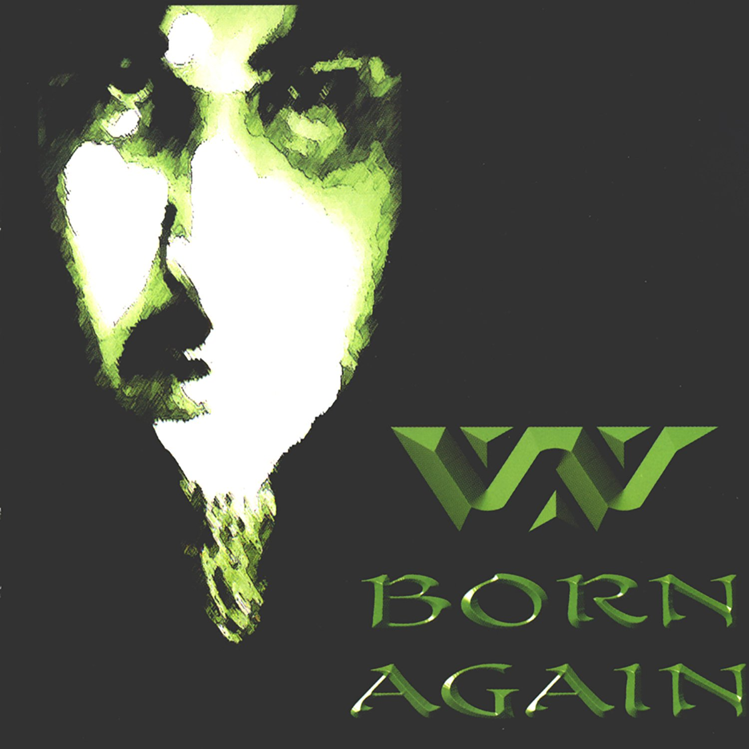 CD : Wumpscut - Born Again (CD)