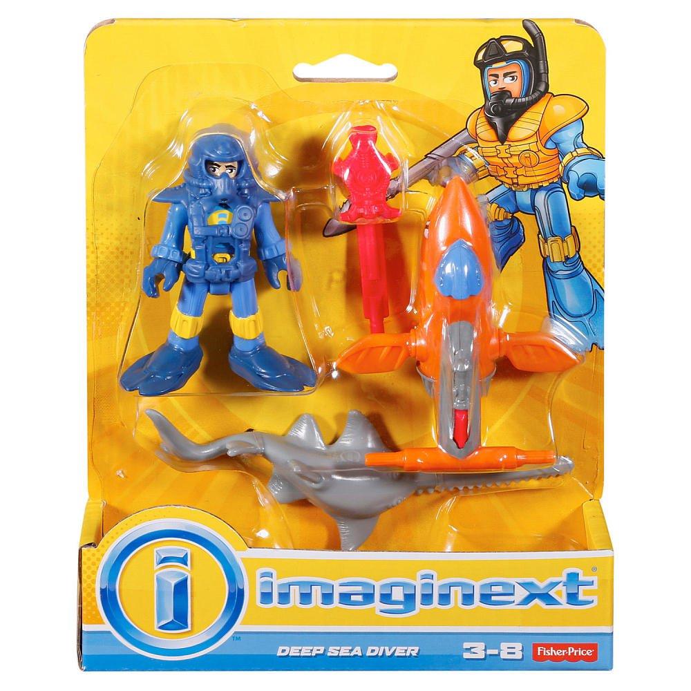 Imaginext Deep Sea Diver by Imaginext