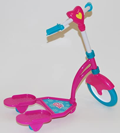 Amazon.com: My Girl Mini Scooter: Toys & Games