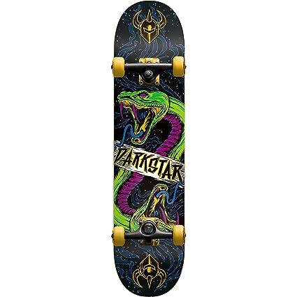 Amazon.com: Darkstar - Monopatín Venom verde/morado, tamaño ...