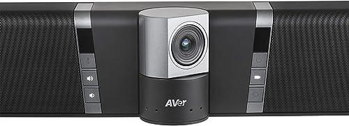 VB342 Professional USB Plug-N-Play Camera Audio Soundbar for Huddle Small Conference Rooms