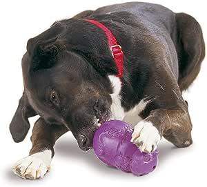 PetSafe Palla riempibile con Snack Busy Buddy Giocattolo per Cani SqueakN Treat con Effetti sonori Adatta per l/'igiene Dentale dei Cani