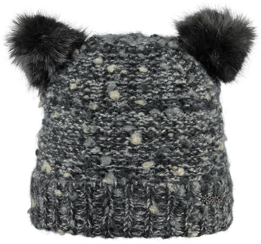 BARTS BEANIE - POUKIE - CHARCOAL 16518