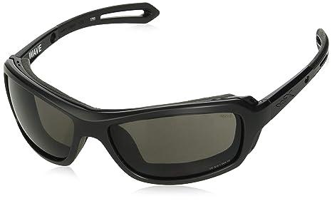 WILEY wccwav01 – Gafas de Sol Unisex, Color Negro