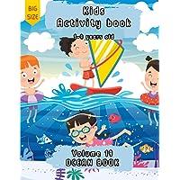 Kids Activity Book   Ocean book   volume 19   5-9 years old: activity book for kids   a fun kid workbook game   Problem…