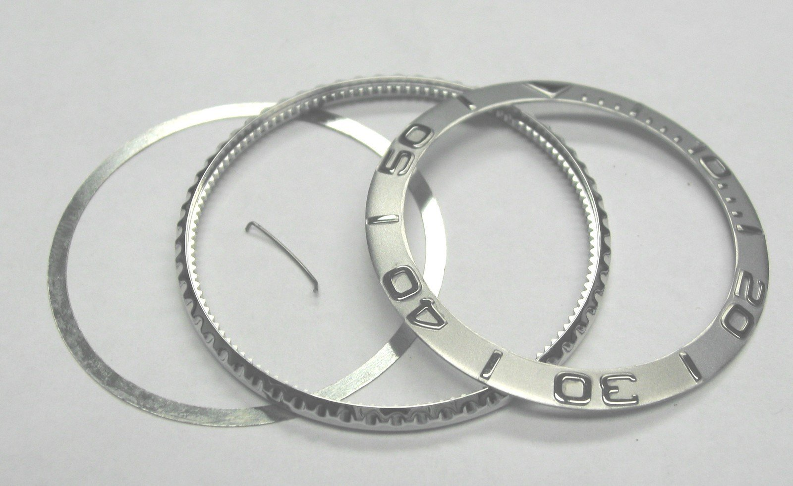 Bezel Insert Complete for Yatchmaster 16800, 16608, 16610, 16613 SS