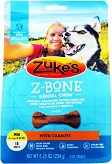 product image for Zukes Performance Pet - Z-bone- Carrot Mini-18 Count - 82416-82516