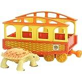 Dinosaur Train Collectible Dinosaur With Train Car - My Friends Have Armor: Pauline