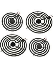 S-Union 4 Pack MP22YA Electric Range Burner Element Unit Set - 2 pcs MP15YA