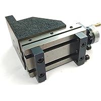 Minicarro fresador (90x 50mm) para proceso de fresado